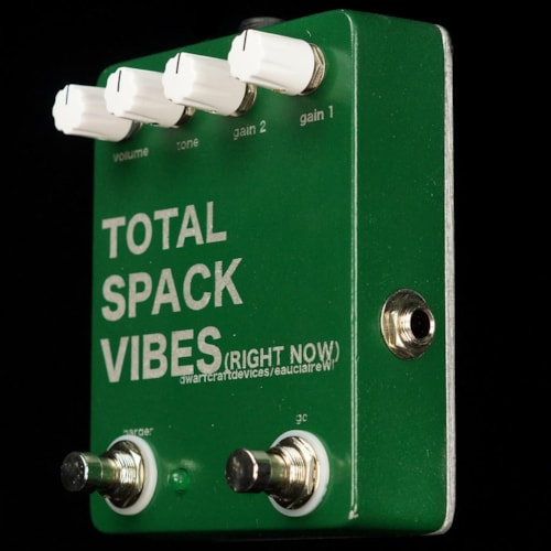 Dwarfcraft Devices Total Spack Vibes - CUSTOM ENCLOSURE