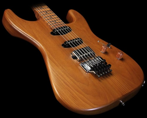 Lipe Used Lipe Virtuoso Electric Guitar Natural