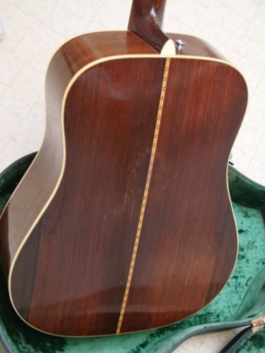 1954 Martin D 28 Natural Gt Guitars Acoustic Blackbird
