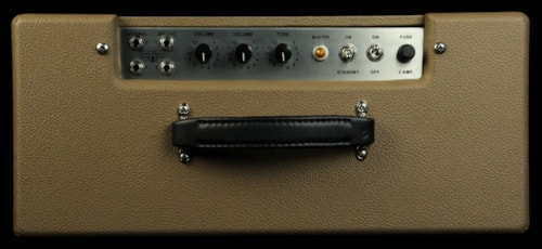 Louis Electric Used Louis Electric Amplifiers Deluxe Buster Combo