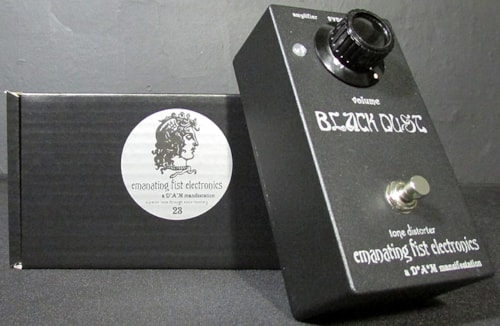 2014 Emanating Fist Electronics Black Dust