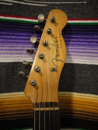 1961 Fender® Esquire Custom