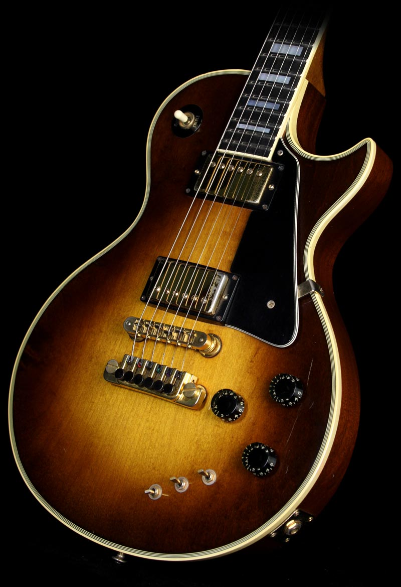 gibson 1979 gibson les paul artist electric guitar tobacco sunburst tobacco sunburst guitars. Black Bedroom Furniture Sets. Home Design Ideas