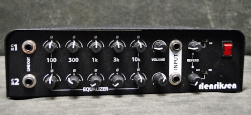 Henriksen JazzAmp 2 Channel Head