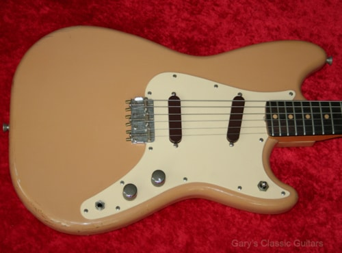 1961 Fender® Duo-Sonic (#FEE0773)