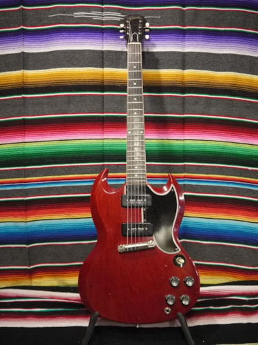 1961 Gibson SG Les Paul Special