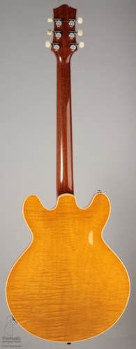 Collings I-35LC Blonde with Throbak P90s