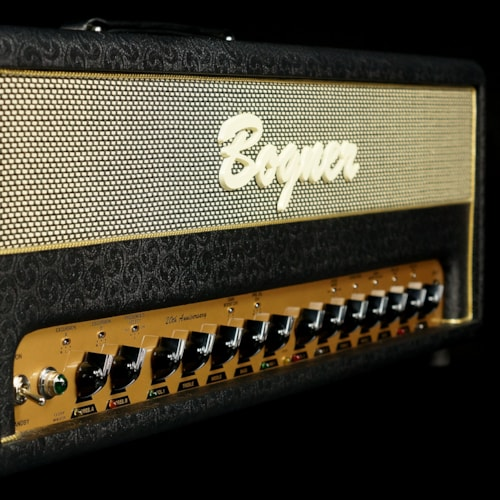 Bogner XTC Ecstasy 20th Anniversary 101B 100 Watt Head