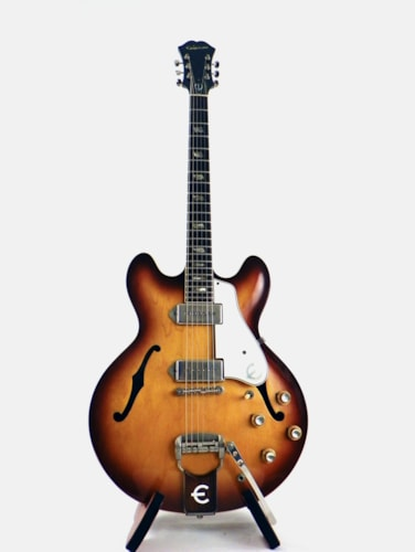1964 epiphone casino with tremolo winning system on roulette