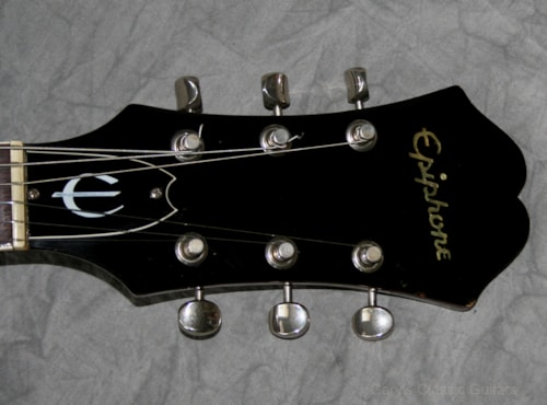 epiphone casino action height