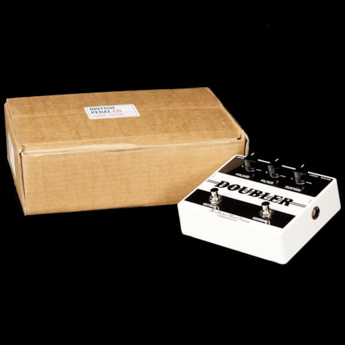 British Pedal Company Doubler Tone Bender Fuzz Octave