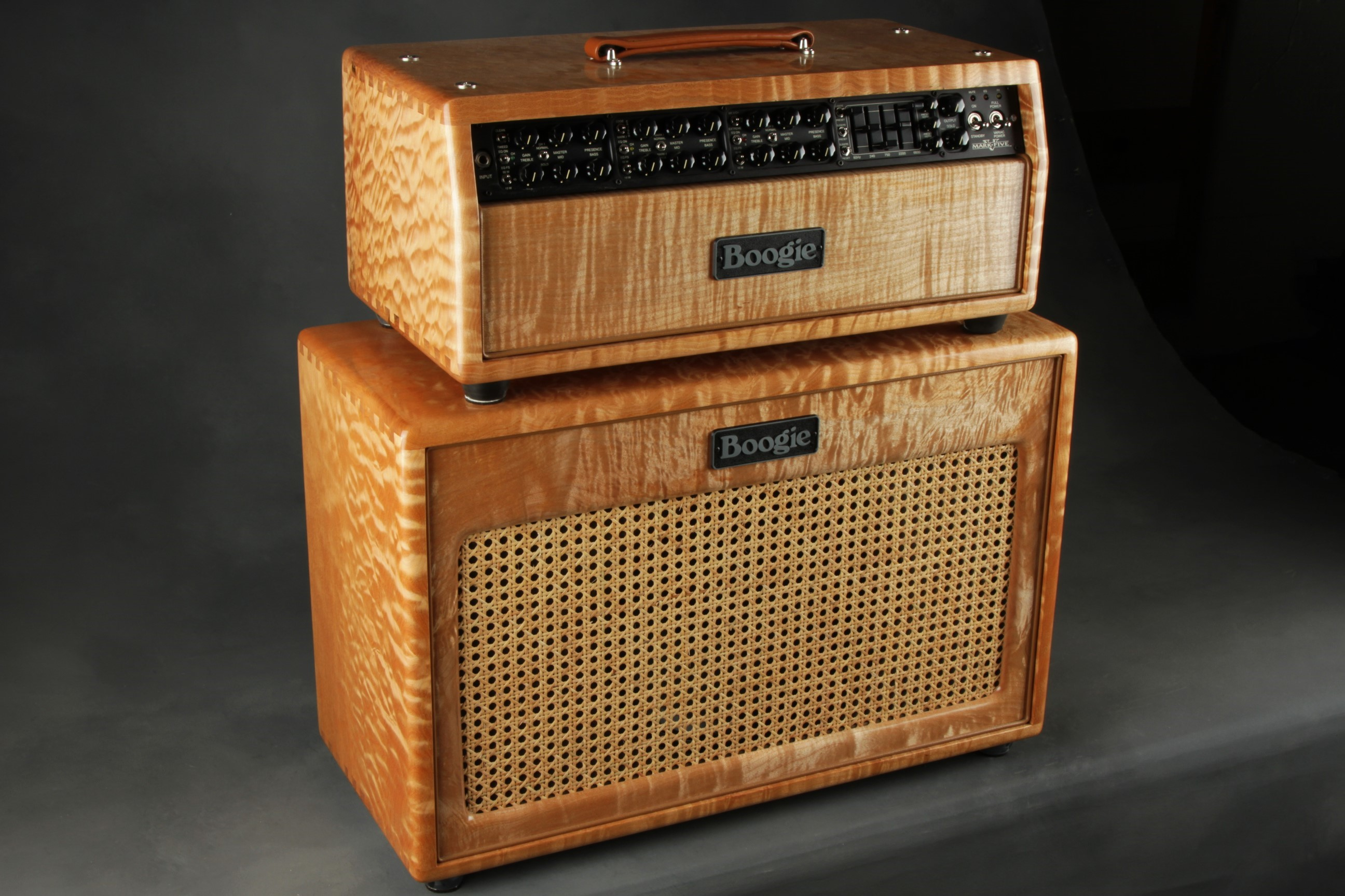 Mesa Boogie Custom Shop Mark V - Head/Cabinet Private Reserve ...