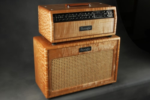 Mesa Boogie Custom Shop Mark V - Head/Cabinet Private Reserve Quilt