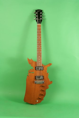 1982 Gibson Map Shape Guitar