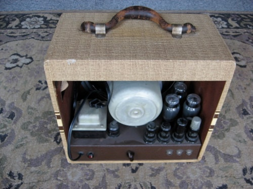 ~1945 Western Electric Amplifier
