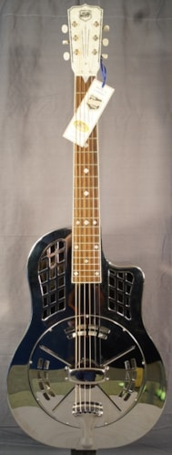 2014 National Guitars NEW! National Resorocket Steel Guitar With Case!