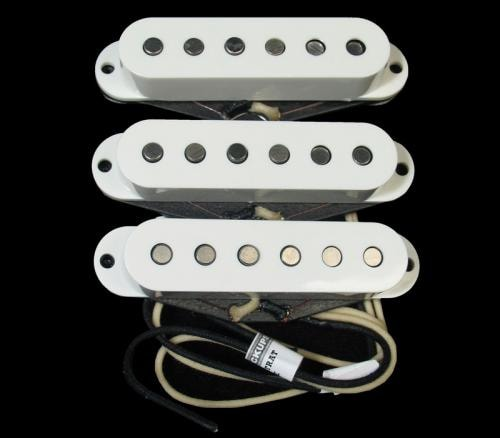 Lindy Fralin Blues Special Strat® Pickup Set (Base Plate)
