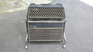 1965 Vox BERKELEY V8 Tube Super Reverb®