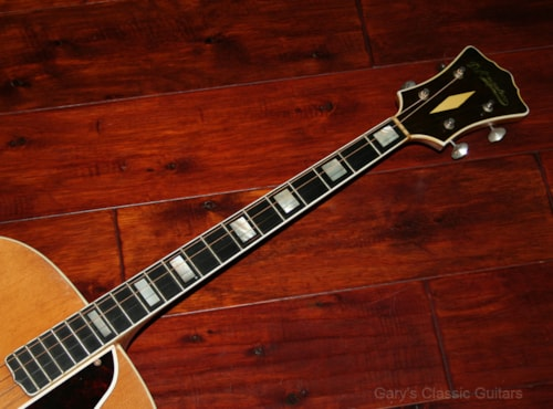 1947 D'Angelico Tenor archtop guitar