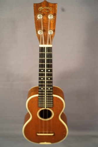 Martin Guitars USED! Vintage Martin UKE Style 3 with OHSC (1940's)