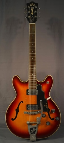 1965 Guild® Guitars USED! 1965 Guild® Starfire™ 5 Electric Guitar w/OHSC