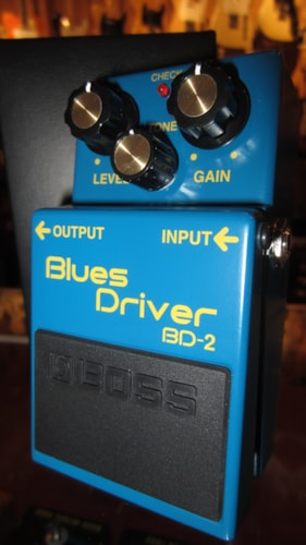 2015 Boss BD-2 Blues Driver