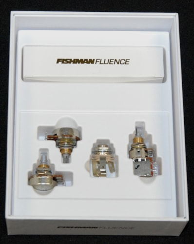 Fishman Fluence Noiseless™ Strat® Pickups