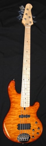 Lakland USA 55-94 Deluxe 5 String Bass