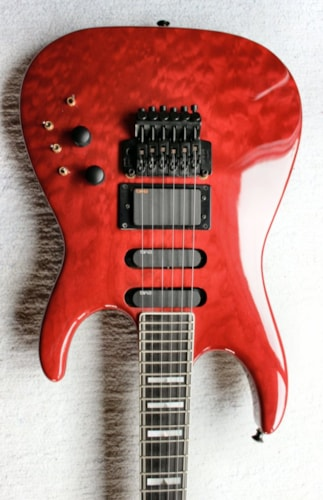 1992 Guild 1992 Guild X-4000RED # FF000035