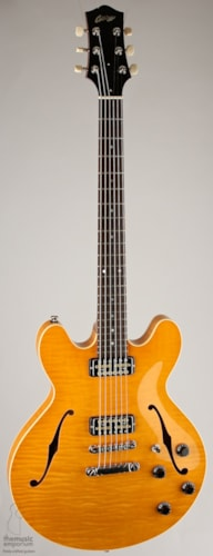 Collings I-35LC Blonde w/ Lollar Gold Foil Single Coils