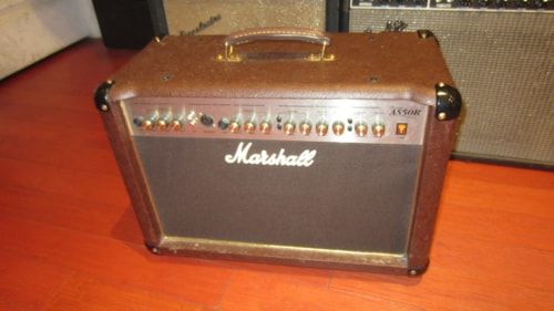 ~2013 Marshall AS50R Acoustic Guitar Amplifier