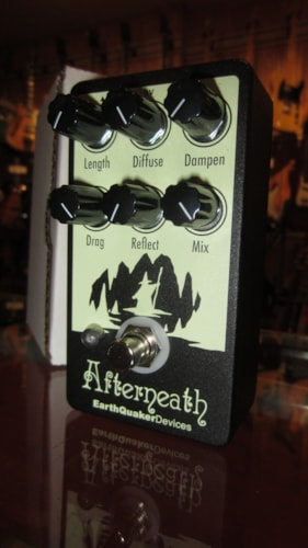 2016 EarthQuaker Devices Afterneath Reverb