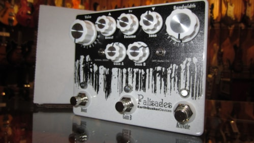 2016 EarthQuaker Devices Palisades Overdrive