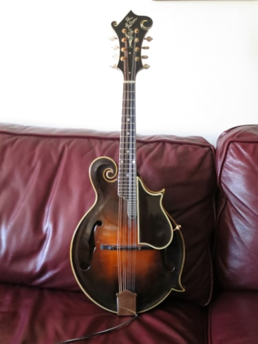 1923 Gibson F-5