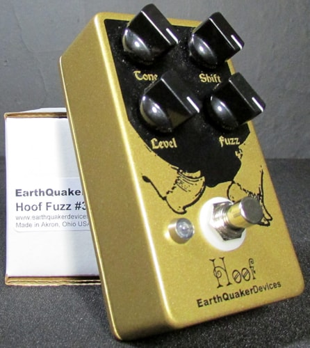 2014 EarthQuaker Devices Hoof Fuzz