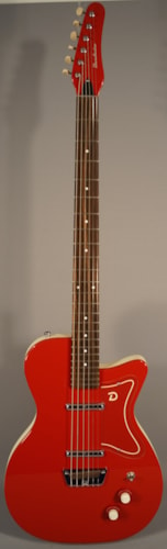 Danelectro NEW! Danelectro '56 Baritone Guitar (red)