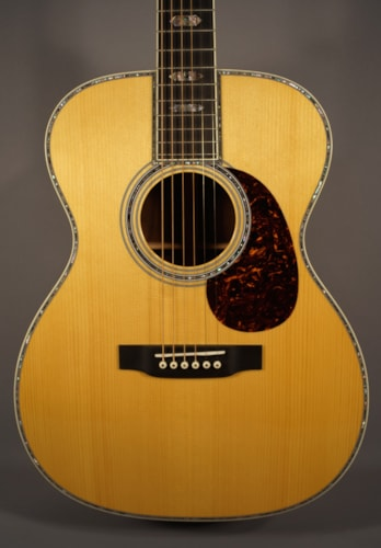 Martin Guitar New!! Martin OM-45 Custom With Case!
