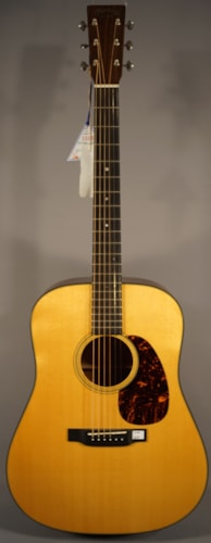 Martin Guitar New!! Martin D-18 Retro Acoustic Guitar With Case!!