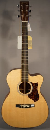 Martin Guitar NEW! MArtin OMCPA4 Acoustic guitar with case!