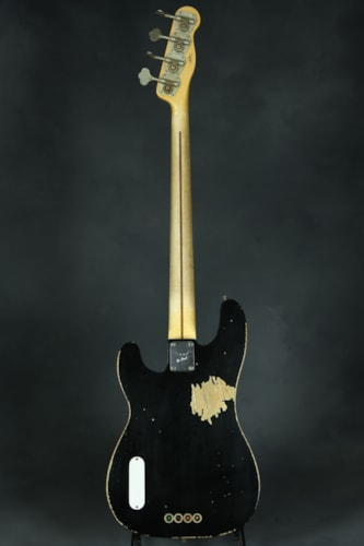 Fender® Custom Shop Dusty Hill Signature Precision Bass® - Black
