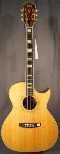 Guild® Guitars NEW! Guild® GSR F47 KC Acoustic Electric Guitar.