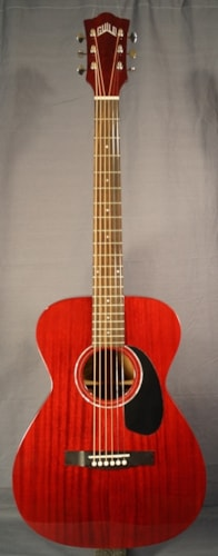 Guild® Guitars Guild® M-120 Acoustic Guitar With Case.