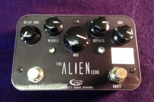Rocket Pedals Alien Echo by Rocket Pedal