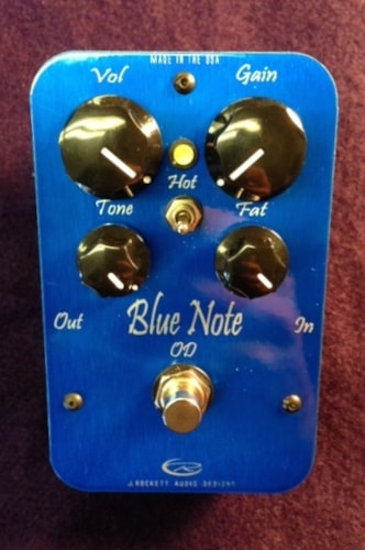 Rocket Pedals New! Blue Note by Rocket Pedal