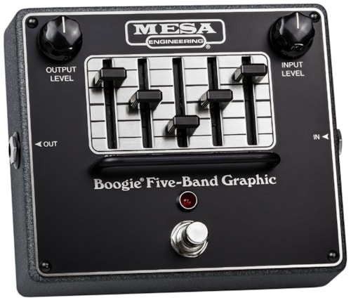 2014 Mesa Boogie Boogie 5-Band Graphic EQ