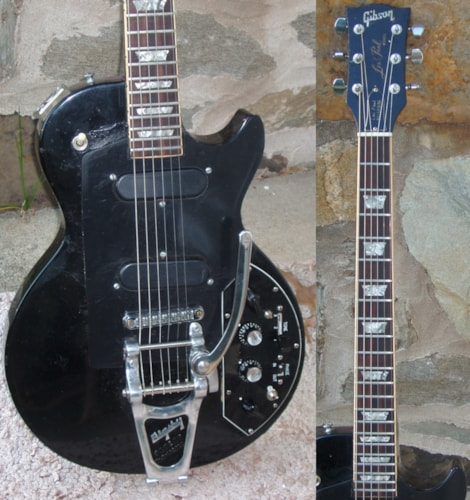 ~1985 Gibson Les Paul owned Estate guitar