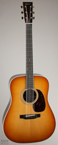 Collings D2A Adirondack Western Shade Top Custom