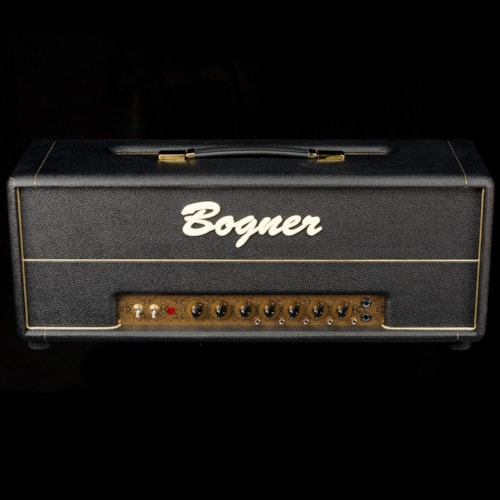 Bogner Helios 100W Tube Head