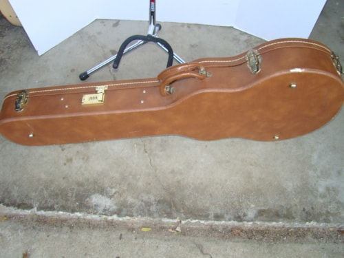 1990 Gibson Les Paul Case