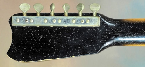 ~1964 Silvertone 1448 Amp-in-Case